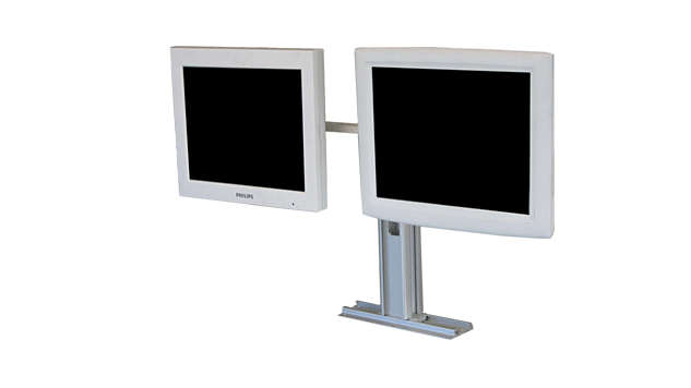 Dual Remote Display: Countertop Mounting Kit