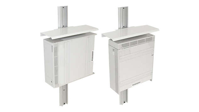 Philips CMS Computer Module Flush Wall Mount