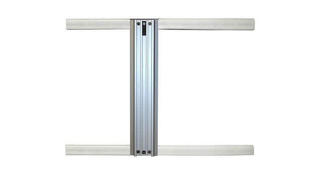 "GCX 19"" (48.3 cm) Surface Mount Wall Channel Kit"