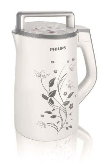 Philips  Soy milk maker 1.0~1.3L HD2072/06