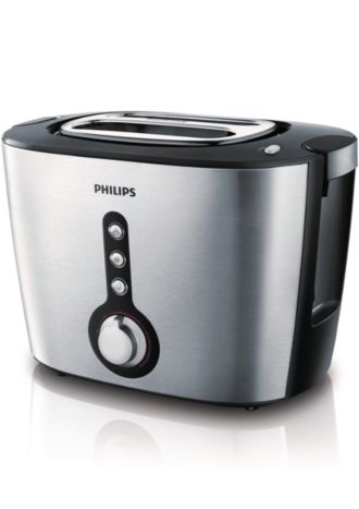 Philips  Opekač 2 reži HD2636/20