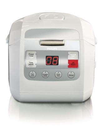 Philips  Fuzzy Logic Rice Cooker Fuzzy logic HD3030/30