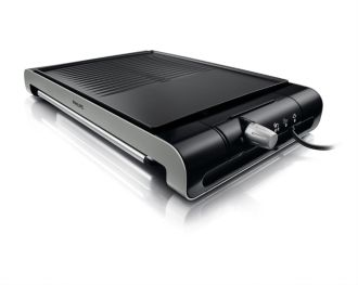 Philips  Table grill 2300 W HD4419/20