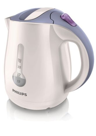 Philips  Kettle 1.0L 2400W HD4676/40
