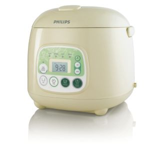 Philips  Rice cooker Mini Fuzzy logic HD4740
