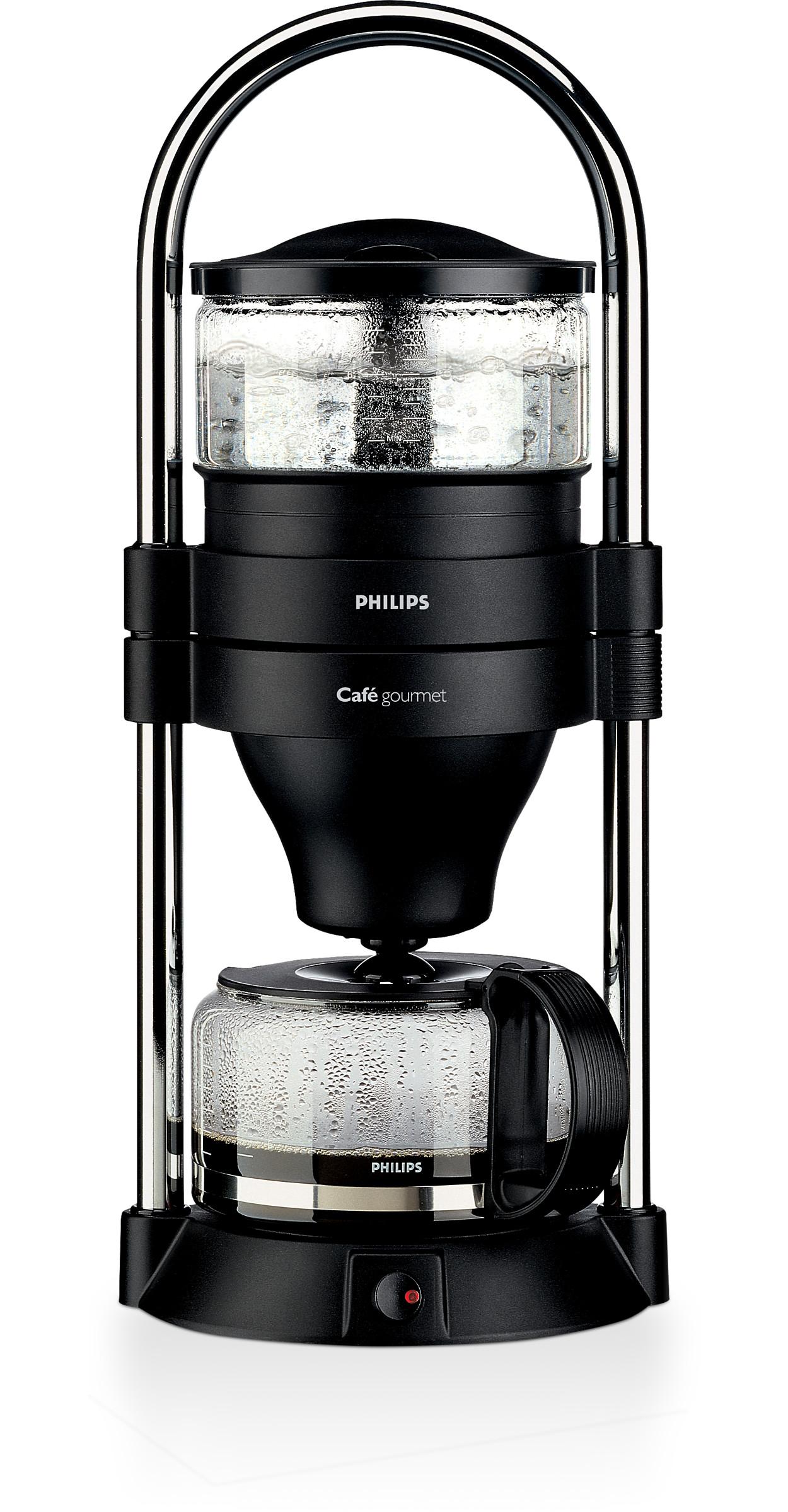 caf gourmet kaffeemaschine hd5405 60 philips. Black Bedroom Furniture Sets. Home Design Ideas