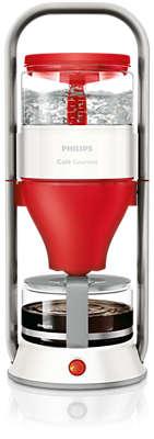 Café Gourmet Kaffeemaschine HD540780  Philips ~ Kaffeemaschine Philips Gourmet
