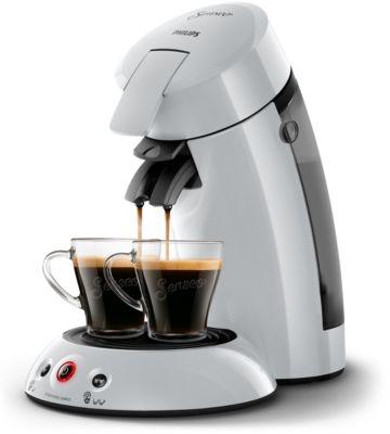 Philips Original Machine à café à dosettes HD6554/51