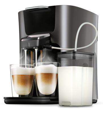 Philips Latte Duo Plus Koffiezetapparaat HD6574/50
