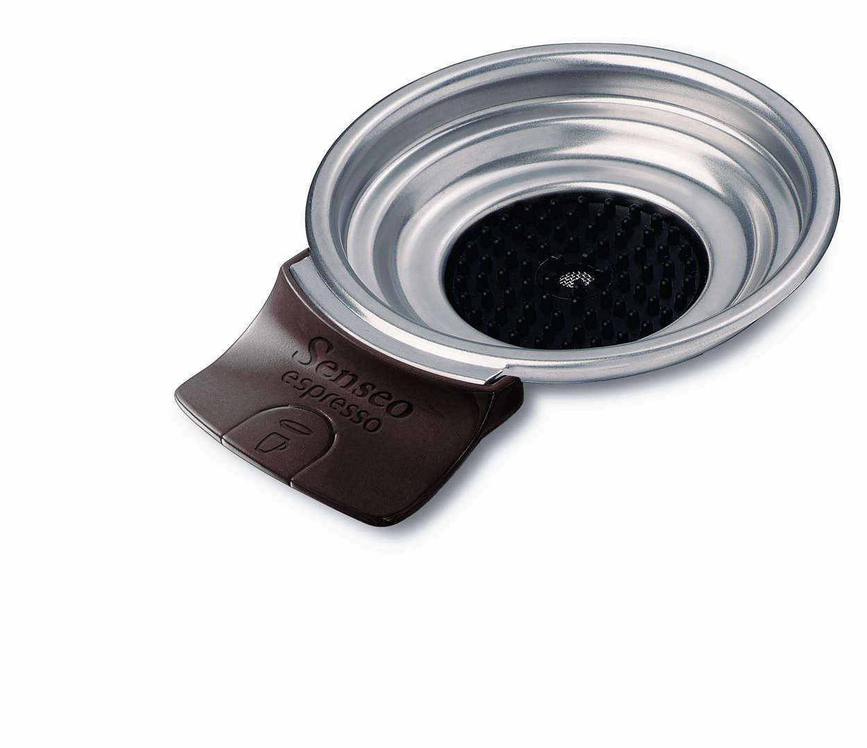 espresso padhalter hd7003 10 senseo. Black Bedroom Furniture Sets. Home Design Ideas