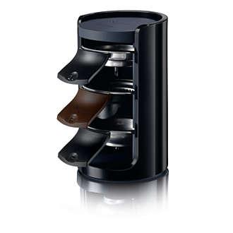 acheter le senseo senseo socle de porte dosette hd7009 00 socle de porte dosette. Black Bedroom Furniture Sets. Home Design Ideas