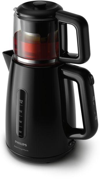 Oto sıcak tutmalı 1700 W 1,9 L su ısıtıcısı Çay Makinesi