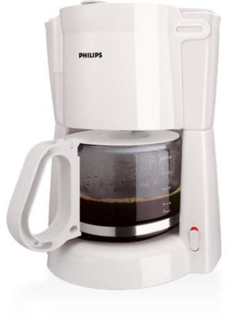 Philips  Kaffebryggare Glas HD7446/00