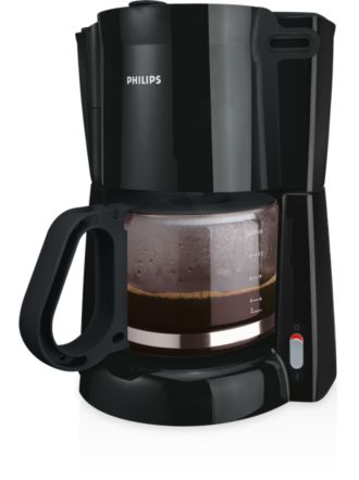 Philips  Kaffebryggare Glas HD7446/20