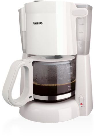 Philips  Kaffemaskine Glas HD7448/00