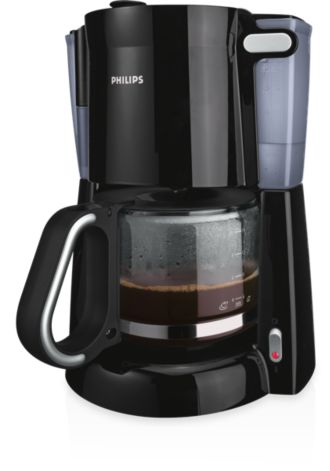 Philips  Kaffebryggare Glas HD7448/20