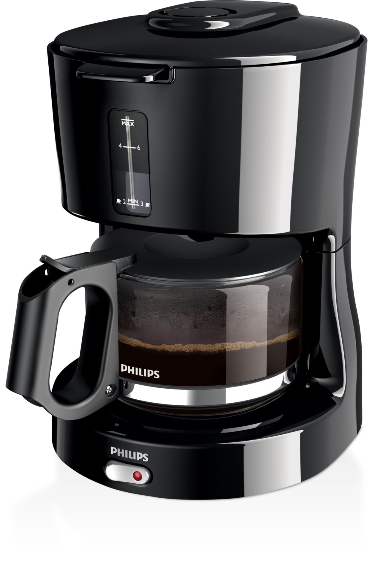 How Does Philips Coffee Maker Work : Daily Collection Coffee maker HD7450/20 Philips