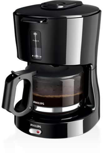 Philips  Coffee maker With glass jug HD7450/20