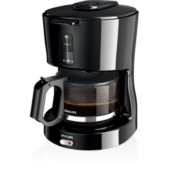 Philips Hd7431/20 Coffee Maker Black : Buy the Philips Daily Collection Coffee maker HD7450/20 Coffee maker