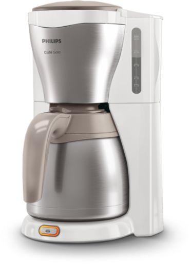 Café Gaia Koffiezetapparaat