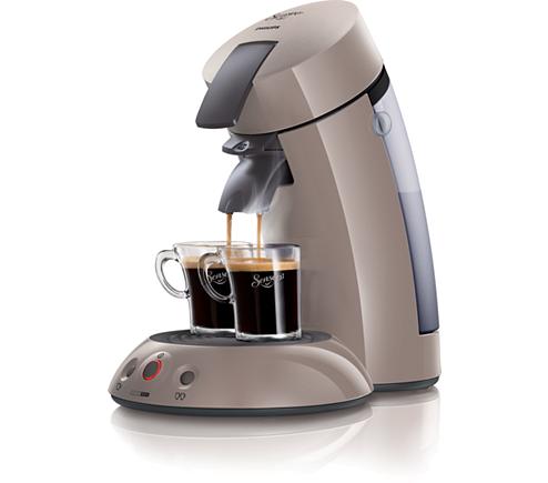 Machine A Cafe Marron Et Noir