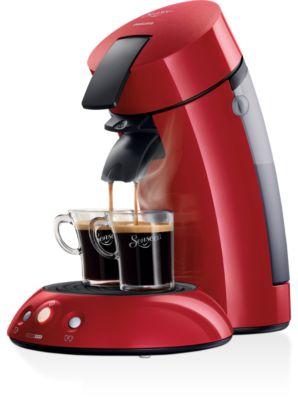 1af94eb0c Essa análise é deSENSEO® Original Cafeteira com sachê original HD7811 94 2  xíc. café de uma só vez