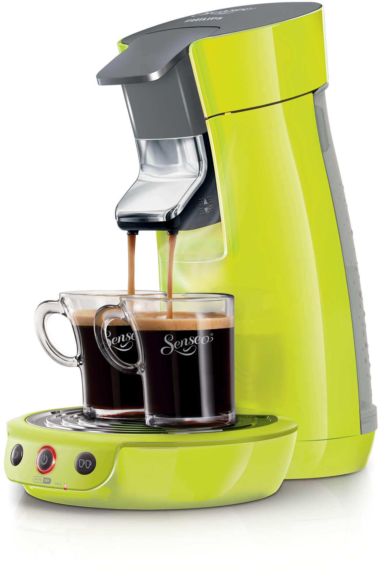 viva caf machine caf dosettes hd7825 10 senseo. Black Bedroom Furniture Sets. Home Design Ideas