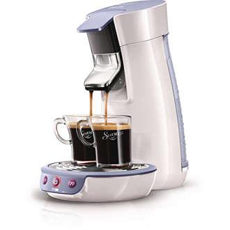 produkt senseo senseo viva caf kaffeepadmaschine hd7825 30 kaffeepadmaschine kaufen. Black Bedroom Furniture Sets. Home Design Ideas