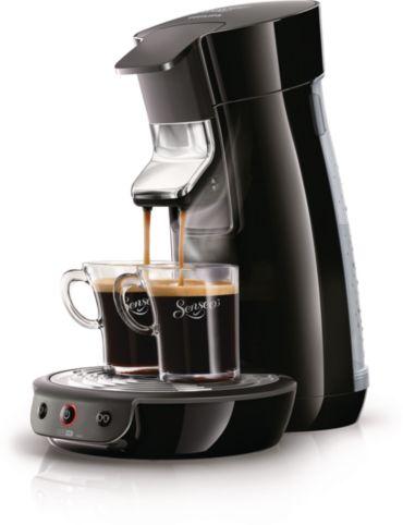 SENSEO® Viva Café Cafetera de monodosis de café