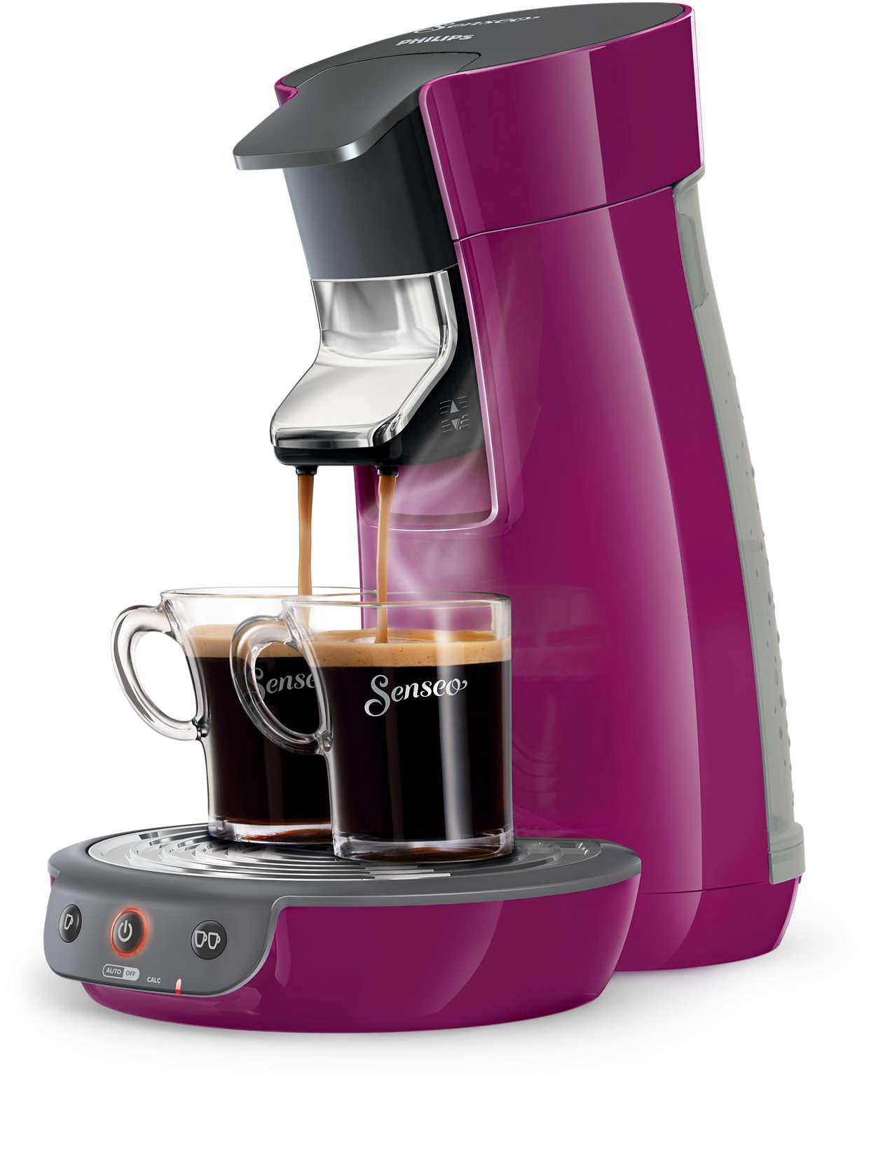 viva caf machine caf dosettes hd7826 71 senseo. Black Bedroom Furniture Sets. Home Design Ideas