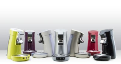Viva Café Champagne koffiepadsysteem