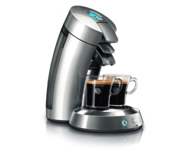 New Generation Volume Select koffiepadsysteem