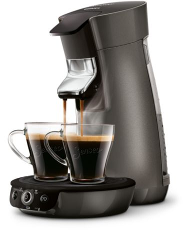 SENSEO® Viva Café Style Machine à café à dosettes