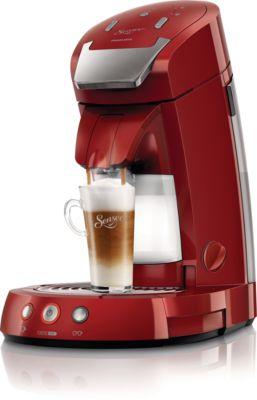 Latte Select koffiepadsysteem