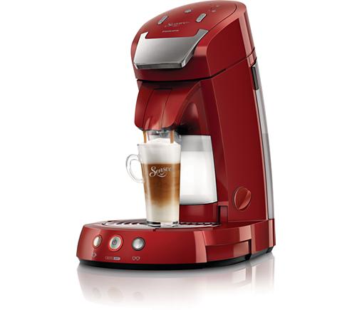 latte select koffiezetapparaat hd7854 80 senseo. Black Bedroom Furniture Sets. Home Design Ideas