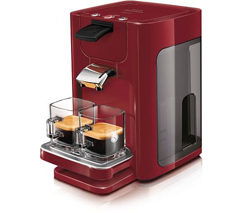 machine caf dosettes hd7860 81 senseo. Black Bedroom Furniture Sets. Home Design Ideas