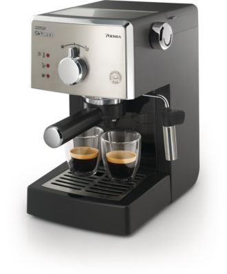 Philips  Manual Espresso Poemia HD8325/05