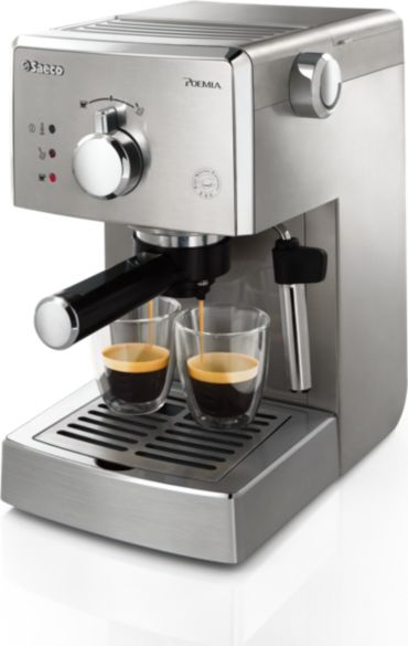 Philips Saeco Poemia Machine espresso manuelle