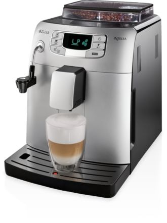 Philips  Automaatne espressomasin Intelia HD8752/49