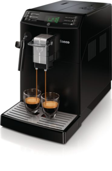 Minuto Super-automatic espresso machine