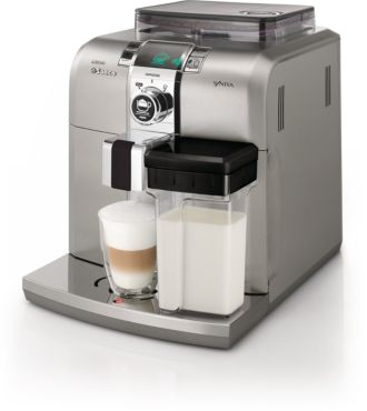 Philips Syntia Automatic espresso machine Stainless steel HD8838/08