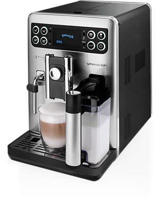 philips saeco exprelia automatic espresso machine