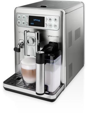 lily saeco espresso machines