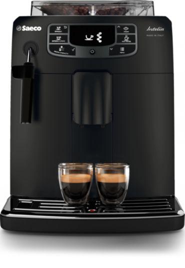 Saeco Intelia Deluxe Macchina da caffè automatica