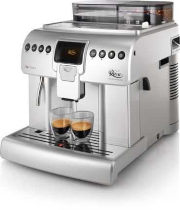 Royal Super-automatic espresso machine