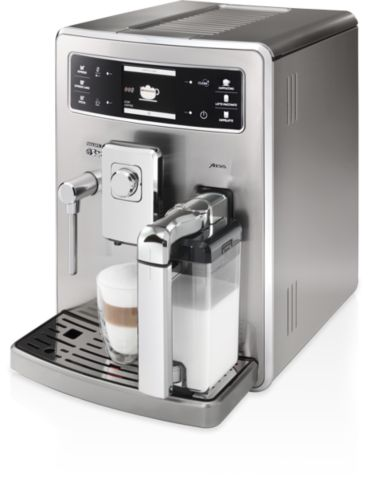 Xelsis Stainless Steel Automatic espresso machine