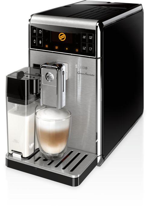 saeco granbaristo automatic espresso machine