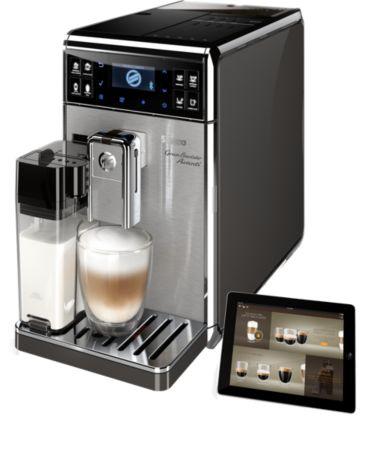 Saeco GranBaristo Avanti Carafe Super-automatic espresso machine