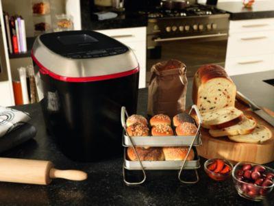 Broodmachine met 14 menu's, capaciteit 1250 g, Multi-