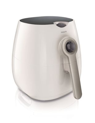 Philips Viva Collection Airfryer HD9220/50 Friteuse saine et multicuiseur, blanc avec technologie « Rapid Air »